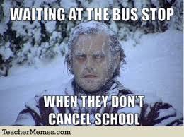 Snow Day Meme - snow day