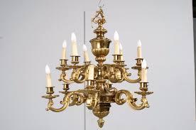Delft Chandelier Lighting Belgium Antique Exporters