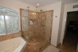 corner tub bathroom ideas bathroom design with curtains on windows and built in corner tub