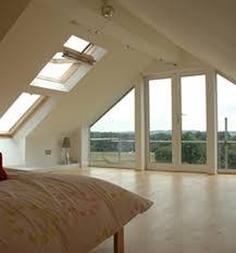 like this full length windows attic conversion ideas homes