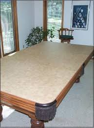 how to cover a table hard top pool table cover family room pinterest pool table