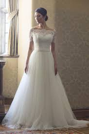 half lace wedding dress welcome
