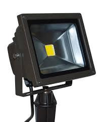outdoor flood light stake landscape lighting 50w rectangular led flood light led fl 50 by
