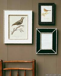 frame and mirror projects martha stewart