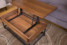 coffee table that raises up lift up coffee tables coffee drinker