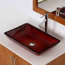 kitchen sink and faucet combo bath u0026 shower winsome vessel sink and faucet combo for immaculate