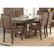 Northcoast Factory Direct by Hooker Furniture Corsica 9 Piece Rectangular Dining Table Set