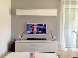 que mettre au dessus d un canapé attrayant que mettre au dessus d un canape 18 171installer sa tv