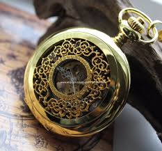 Personalized Gifts For The Bride Gold Pocket Watch Personalized Mechanical Pocketwatch Gifts For