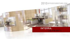 2010 Office Furniture by Interra Work Space By Friant 2010of Com Youtube