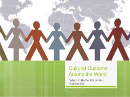 travel cultural customs traditions