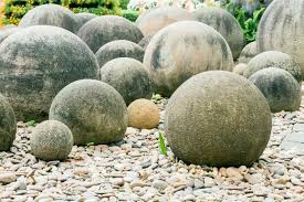 stone spheres in a japanese rock garden angie u0027s list