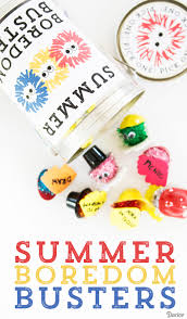 summer boredom busters for kids darice