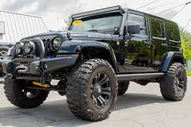 used jeep wrangler unlimited rubicon for sale 2013 custom black jeep wrangler unlimited rubicon for sale