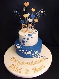 shirl u0026 mort u0027s 50th wedding anniversary cake golden annive u2026 flickr