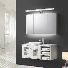 ac220v 230v 600 800mm modern led mirror light for bathroom cabinet