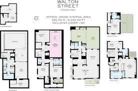 harrods floor plan 5 bedroom house for sale in walton street london sw3