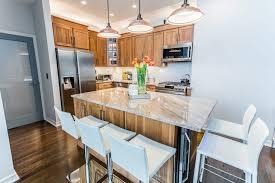 a kitchen island choosing between a kitchen island and a kitchen table kitchen ideas