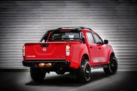 frontier nissan 2017 nissan frontier attack concept makes world debut at international