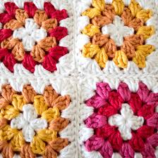 Crochet Armchair Covers Crochet A Gorgeous Granny Square Cushion Cover