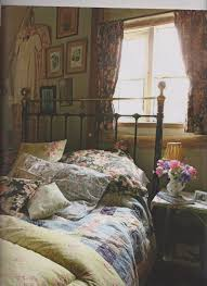 Vintage Bedrooms Pinterest by Floral Textiles English Home August 2012 My English Cottage