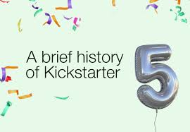 five years of kickstarter u2014 kickstarter