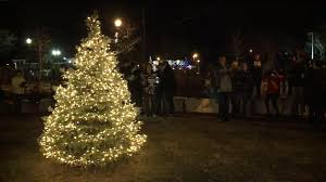 dozens ring in the holidays with annual brown deer tree lighting