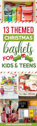 50 themed christmas basket ideas christmas gifts teen and gift