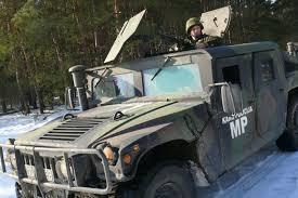 armored hummer karo policininko žygdarbis jei būtų laukęs mergina būtų žuvusi