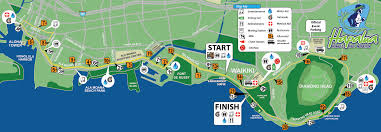 New York City Marathon Map by Course Description The Hapalua
