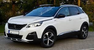 peugeot 3008 white 2017 file peugeot 3008 thp 165 eat6 allure gt line ii u2013 frontansicht