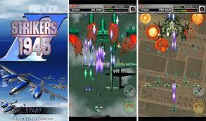 strikers 1945 apk strikers 1945 2 1 2 9 apk mod android