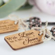 key bottle opener wedding favors rustic key bottle opener with wooden gift tag rustic wedding