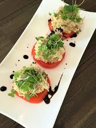 canap au thon canapés thon tomates vie de fille