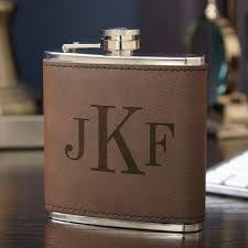His And Her Flasks Engraved Flasks