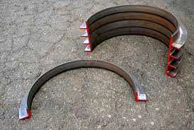 custom steel rings images Jorgenson rolling we specialize in rolling custom rings hoops jpg