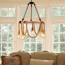 Living Room Pendant Lighting by Jueja American Industrial Retro Process Style Pendant Lights