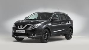 black nissan nissan qashqai black edition motor1 com photos