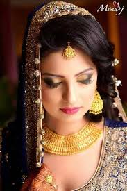 so without looking around here and there just start choosing with the awesome stani bridal makeup