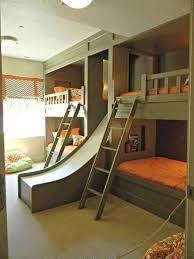 idee chambre idée chambre d enfant avec tobogan des idées