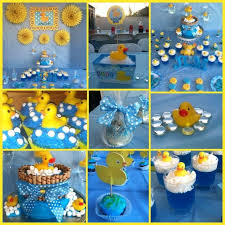 baby shower centerpieces for a boy the simple concept from rubber duck baby shower ideas