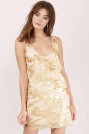 gold dress sequin dress metallic gold dress shift dress
