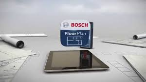 bosch professional glm floor plan app youtube