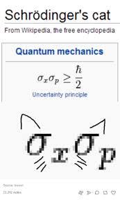 Meme Encyclopedia - schrodinger s cat from wikipedia the free encyclopedia quantum