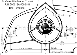 prewired surface mount remote control crowley marine