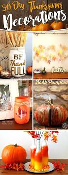 best 25 dyi thanksgiving decorations ideas on dyi