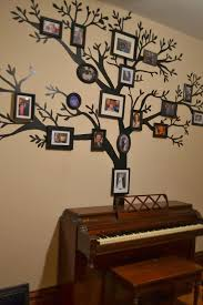 lucky tree family tree wall decals wall decals children wall tutorial on how to make a removable family tree wall decal out of black contact paper