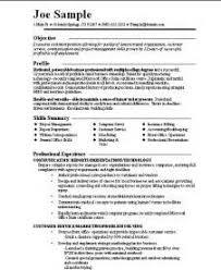 resume sample for business owner server position resume description