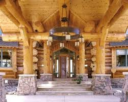 Interior Log Home Pictures by 74 Best Ideas For The House Images On Pinterest Stairs Log