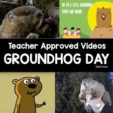 groundhog videos simply kinder
